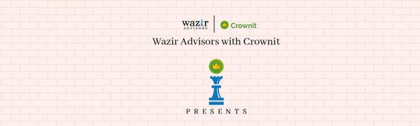Wazir Advisors with Crownit